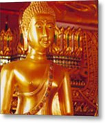Thailand, Pathum Thani Wa Metal Print