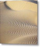 Thar Desert Dunes Metal Print