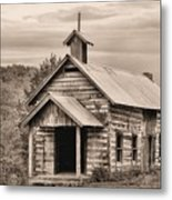 That Old Time Religion  Metal Print