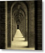 That Was Yesterday Metal Print