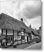 Thatched Cottages Of Hampshire 15 Metal Print