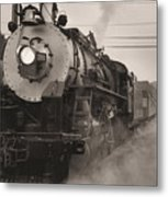 The 1702 At Dillsboro Metal Print