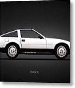 The 300 Zx Metal Print