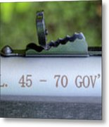 The 45-70 Government Metal Print