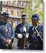 The 54th Regiment Bos2015_185 Metal Print