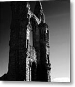 The Cathedral Wall Metal Print