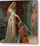 The Accolade Metal Print