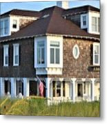 The Addy Sea Hotel - Bethany Beach Delaware Metal Print