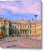 The Administrative Palace Metal Print