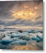 The Afternoon Has Gently Passed Me By Metal Print