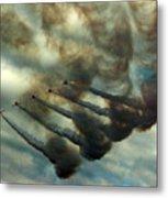 The Air Pollutors  Metal Print