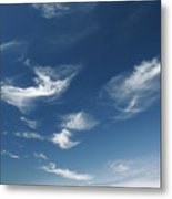 The Air Metal Print