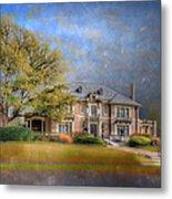 The Aldredge House  Metal Print