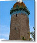 The Alhambra Water Tower Metal Print