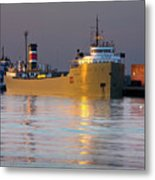 The Alpena At Rest Metal Print