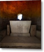 The Altar - L'altare Metal Print