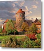 The Alte Burg Metal Print