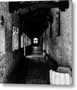 The Ancient Cloister 3 Metal Print