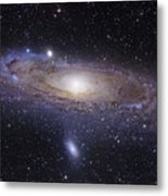 The Andromeda Galaxy Metal Print by Robert Gendler