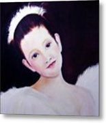 The Angel Metal Print