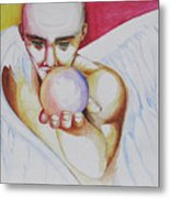 The Angel Of Potentials Metal Print