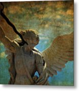 The Angel Of The Last Days Metal Print