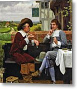 The Anglers Rest  Metal Print