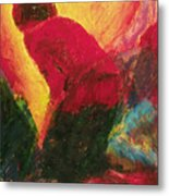 The Annunciation - Bganc Metal Print