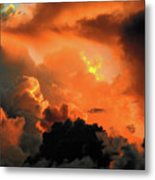 The Answer Is Out There Metal Print