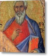 The Apostle Matthew 1311 Metal Print