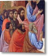 The Apostles Of Maria Fragment 1311 Metal Print