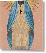 The Apparition Of St Kateri Tekakwitha 192 Metal Print