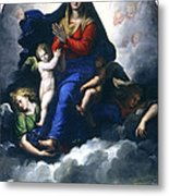 The Apparition Of The Virgin Metal Print