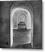 The Arches 2 Metal Print