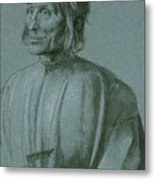 The Architect Hieronymus Von Augsburg Metal Print