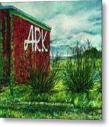 The Ark Wa. Metal Print