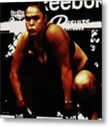 The Arm Collector Rondy Rousey Metal Print