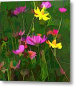 The Artistic Side Of Nature Metal Print