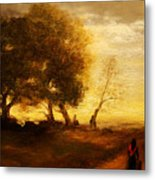 The Artists Way Home Metal Print