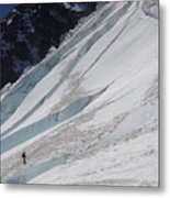 The Ascent Metal Print