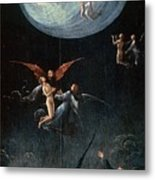 The Ascent Of The Blessed Hieronymus Bosch Metal Print