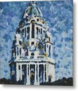 The Ashton Memorial  Metal Print