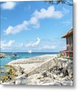 The Bahamas Islands Metal Print