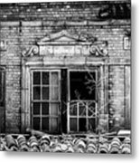 The Baker Hotel Metal Print by Amber Dopita