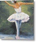 The Ballerina II   Metal Print