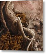 The Barberini Faun Metal Print
