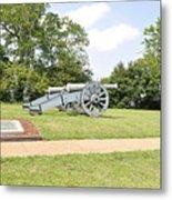 The Battle Of Yorktown Virginia Metal Print