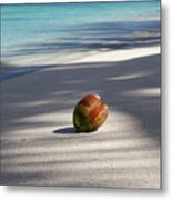 The Beaches Of Rarotonga Metal Print