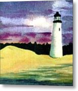 The Beacon Metal Print