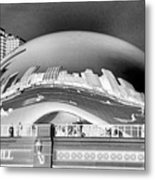 The Bean - 1 Metal Print